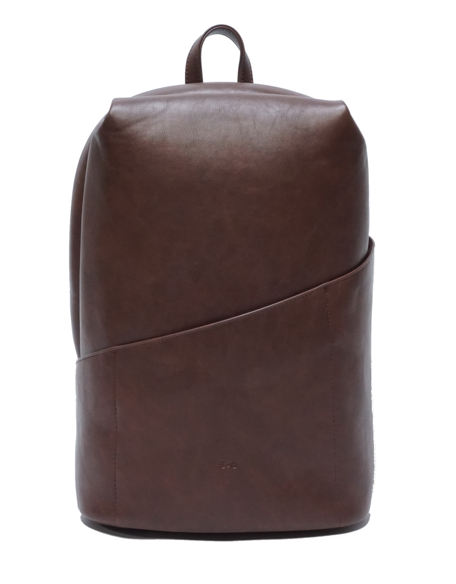 Hayden Travel Backpack-brown