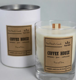 Coffee House Soy Candle