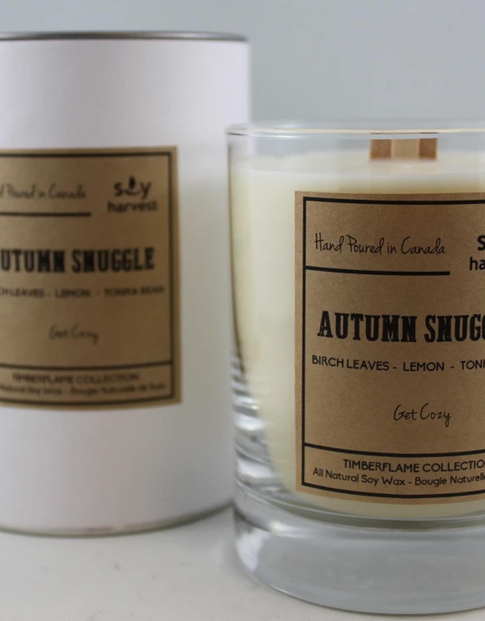 Autumn Snuggle Soy Candle