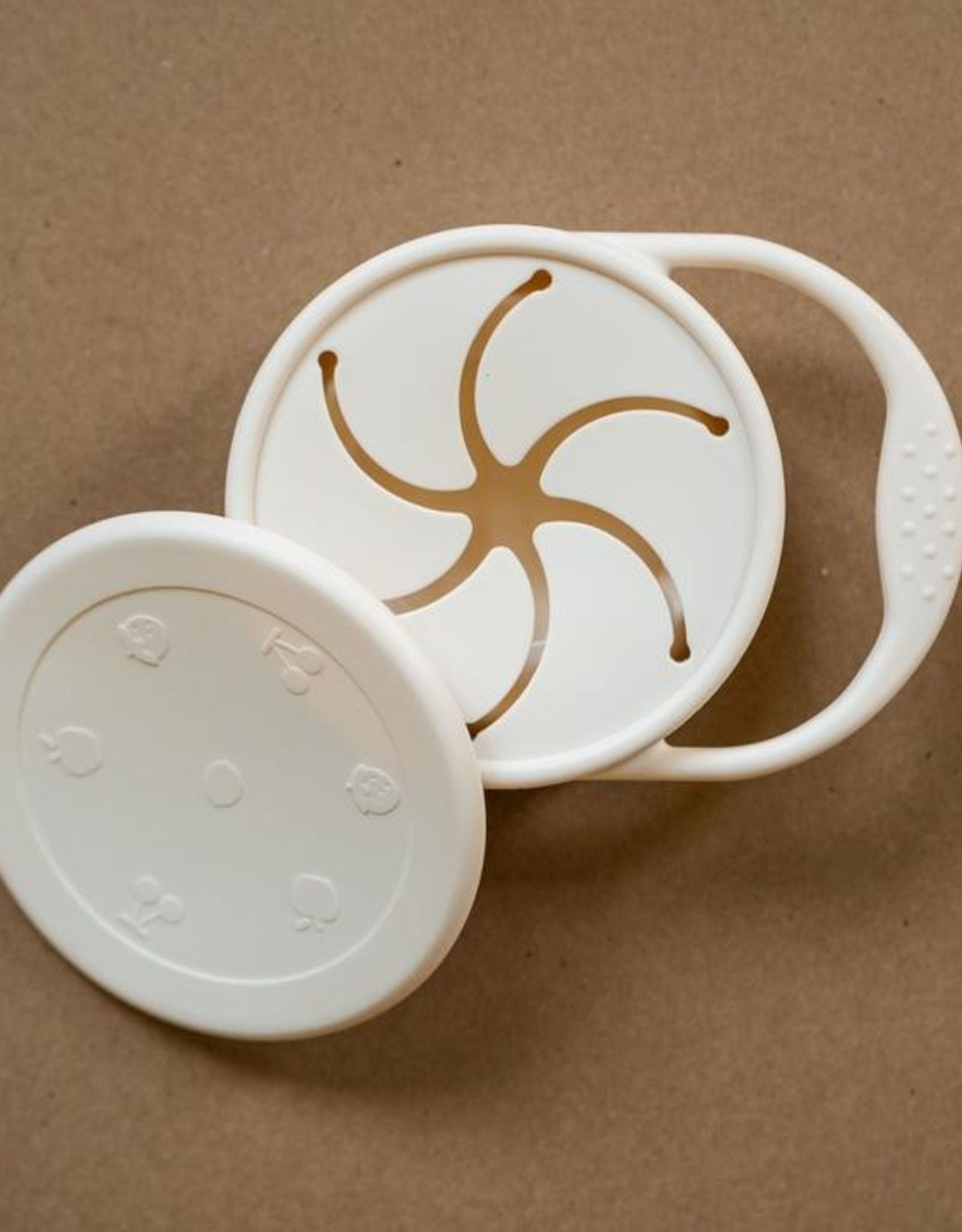 Snack Cup with Lid shell