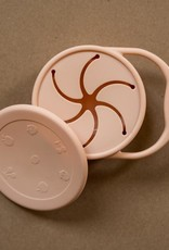 Snack Cup with Lid blush