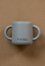 Learning Cup with Handles stone