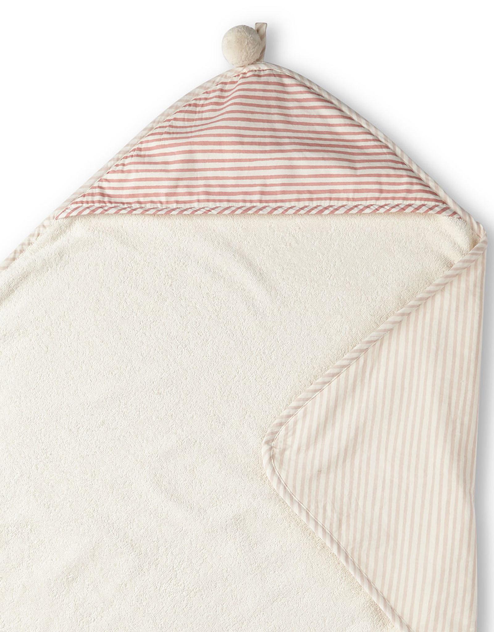Hooded Towel Petal
