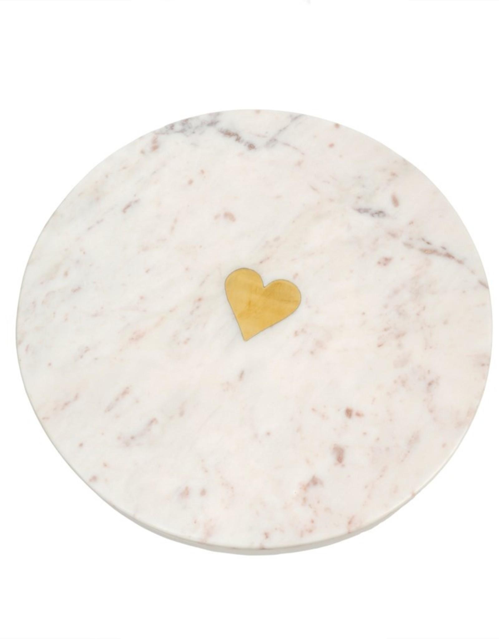 Planche en marbre Sweet Heart