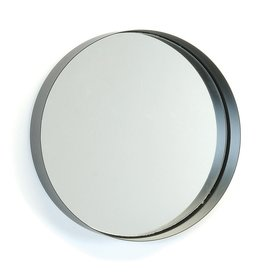 Metal Mirror black large
