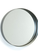 Metal Mirror black small