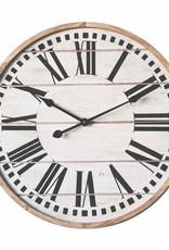 Wood Clock 12''