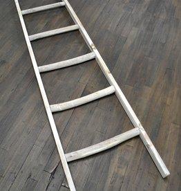Ladder 71'' white
