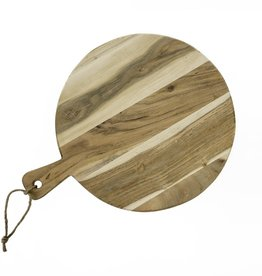 Round Chopping Board small