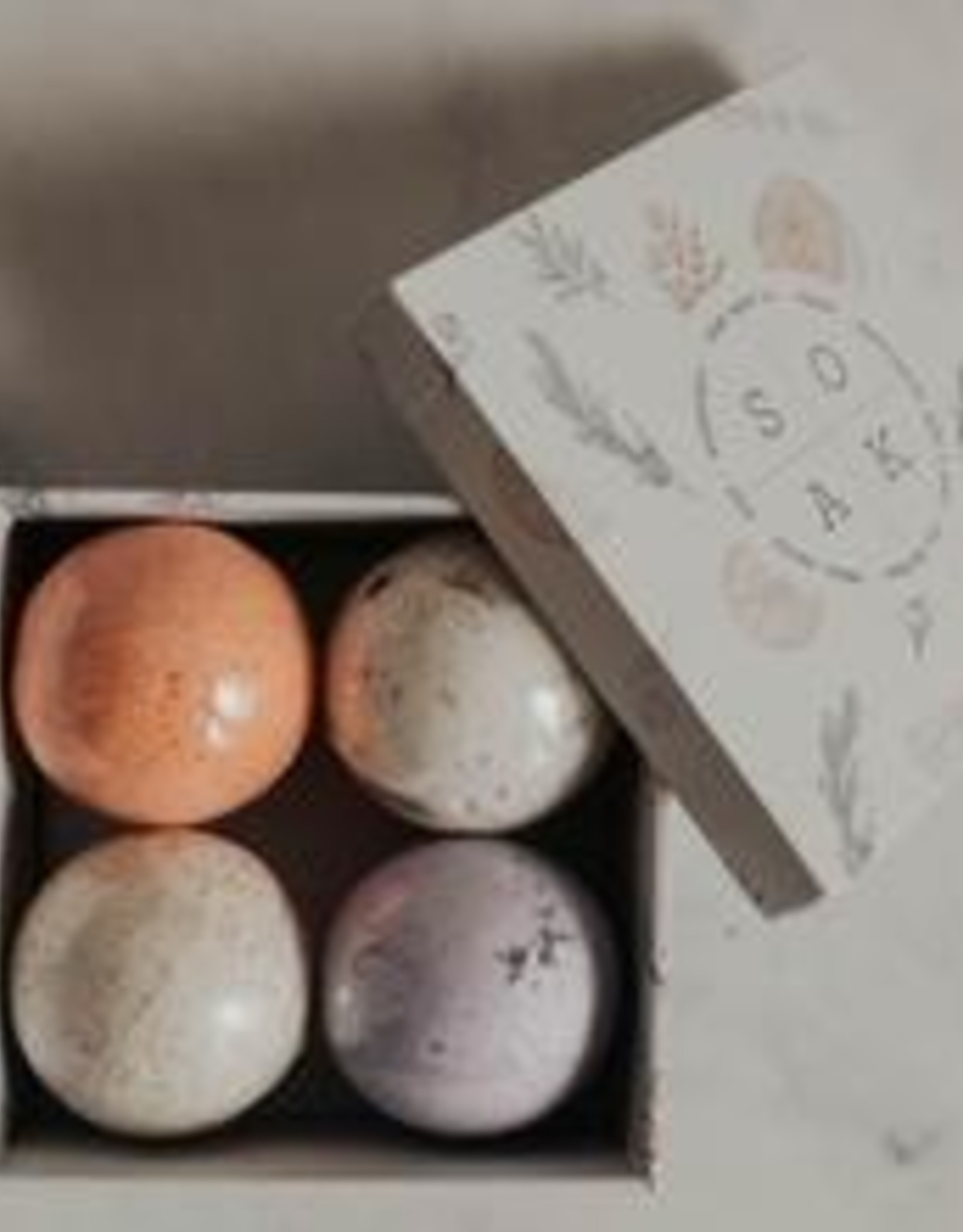 Mini Bath Bomb Gift Set