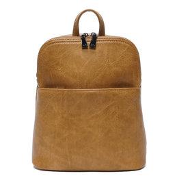 Maggie Convertible Backpack-tan
