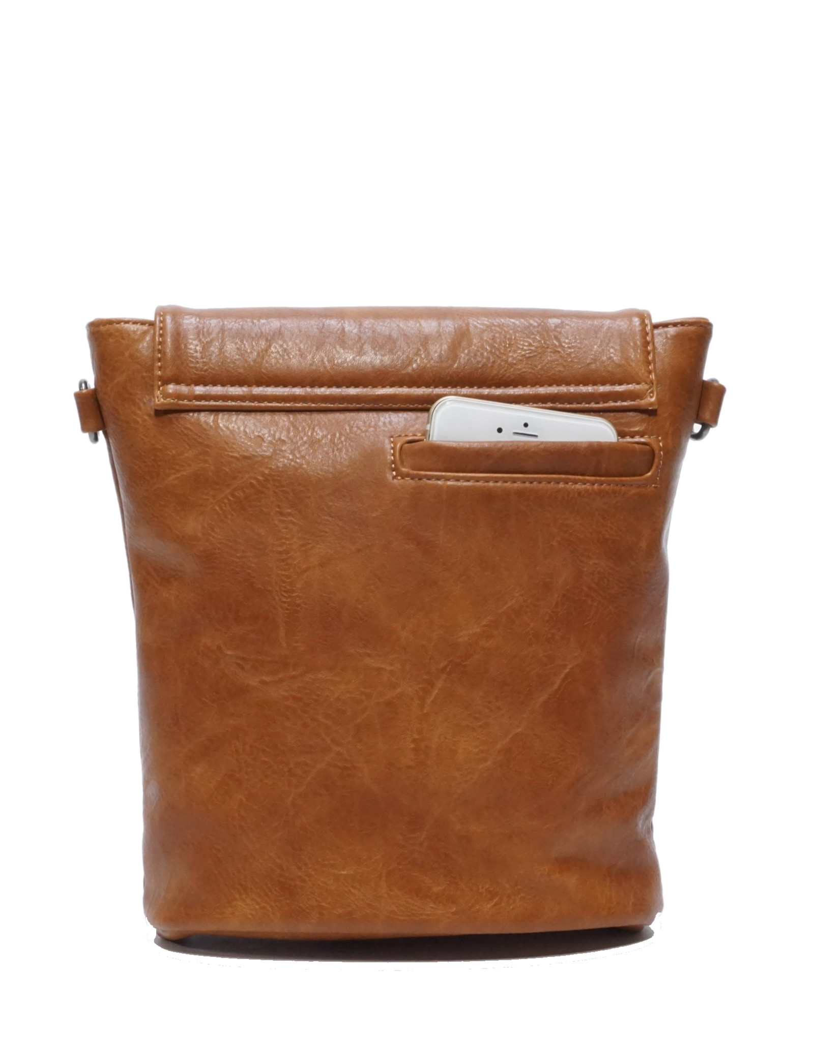 Casey Crossbody-tan
