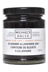 Confiture de bleuets à la lavande Michael's Dolce