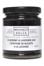 Michael's Dolce Blueberry & Lavender Jam