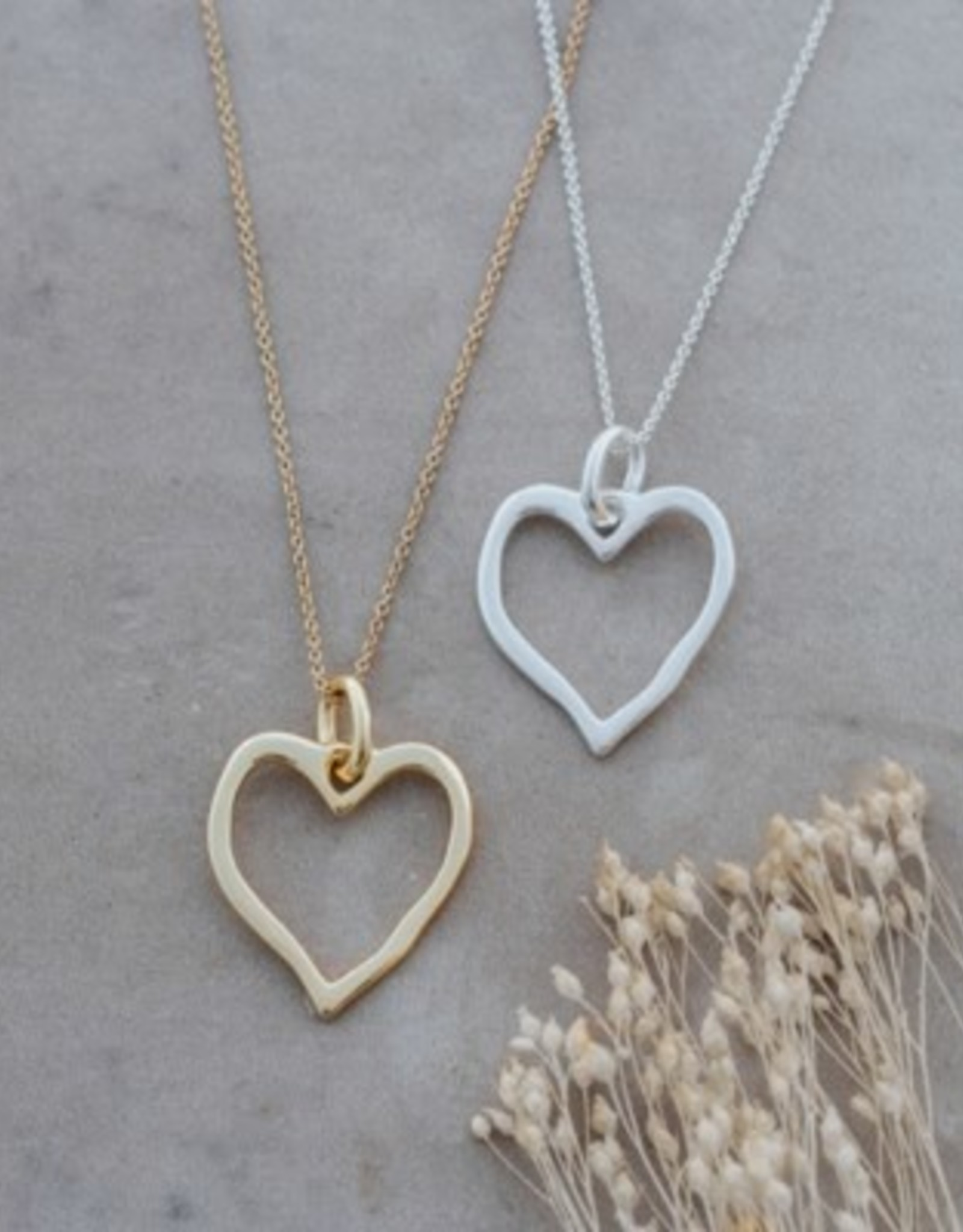 Truly Necklace-silver
