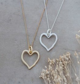 Truly Necklace-gold