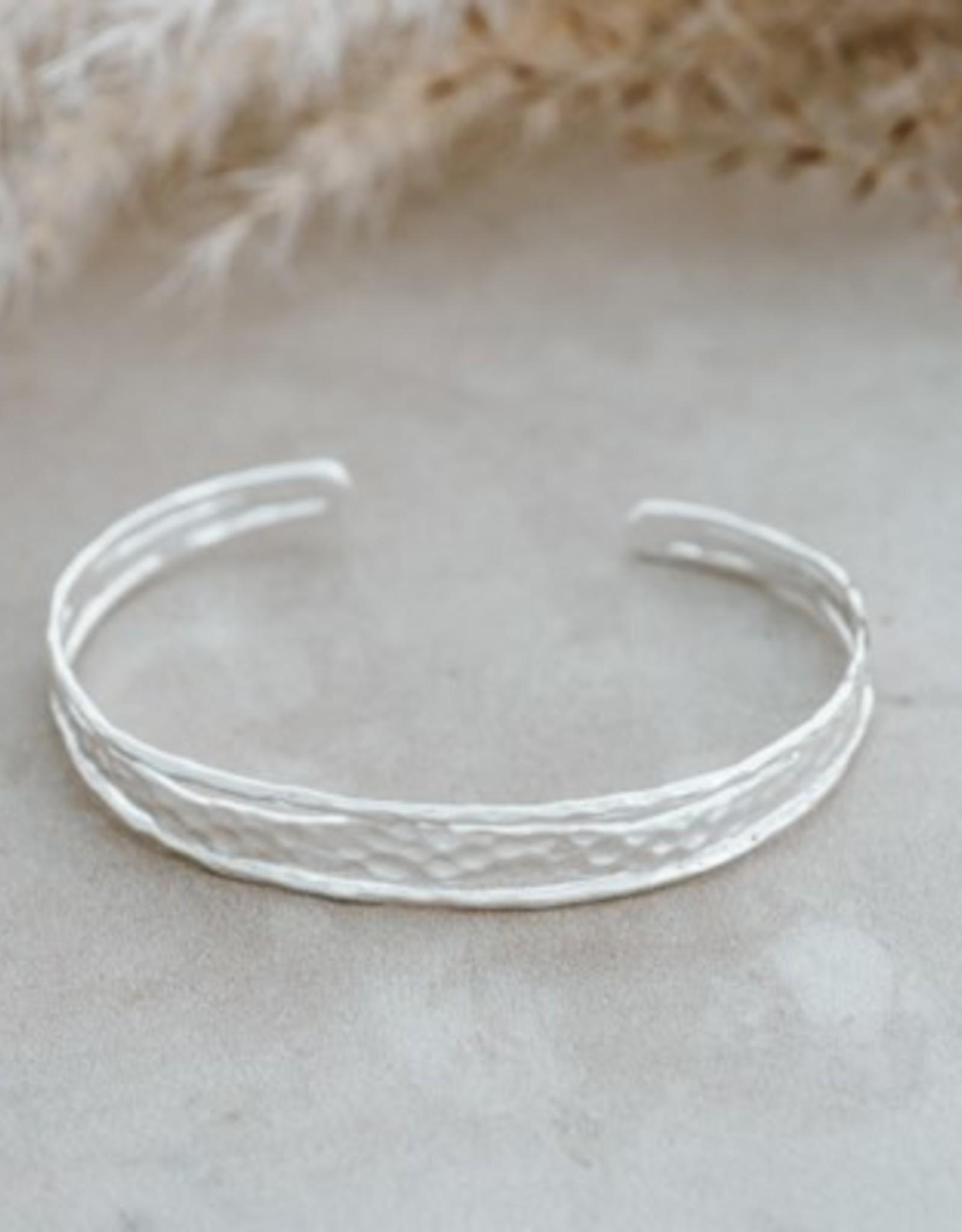 Zaney Cuff-silver