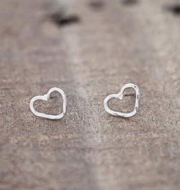 Amore Studs-silver