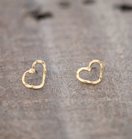 Boucles d'oreilles Amore-or