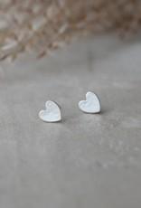 Boucles d'oreilles Amado-argent