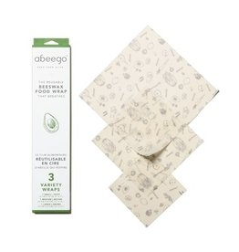 Variety Reusable Food Wrap
