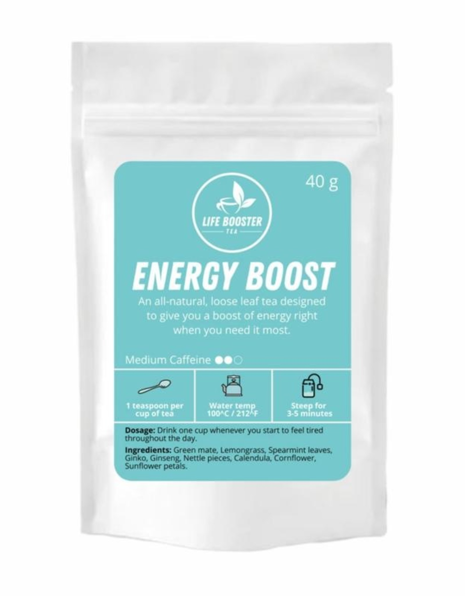 Life Booster Tea - Energy Boost