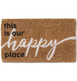 Happy Place Doormat