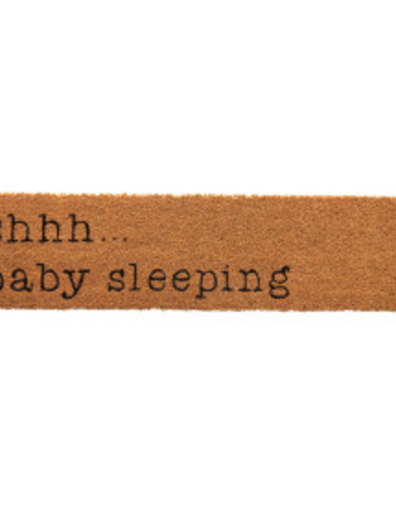 Paillasson Baby Sleeping