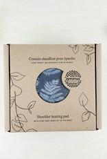 Shoulder Heating Pad-fern charcoal