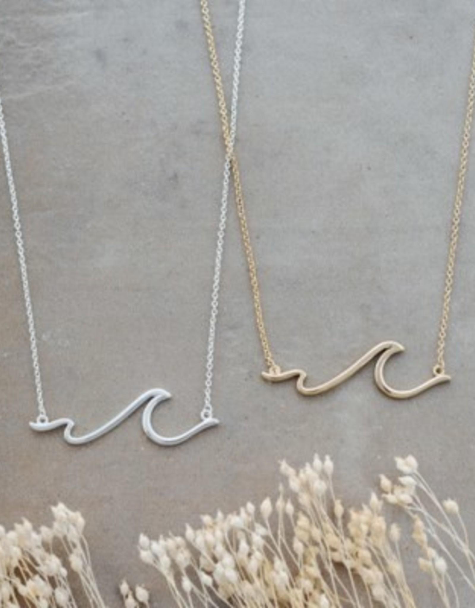 Sombrio Necklace-silver