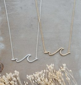 Sombrio Necklace-gold