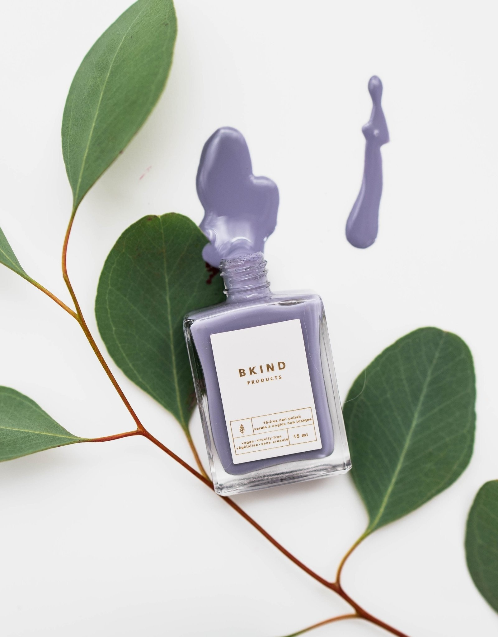 Vernis à ongles non toxique Provence