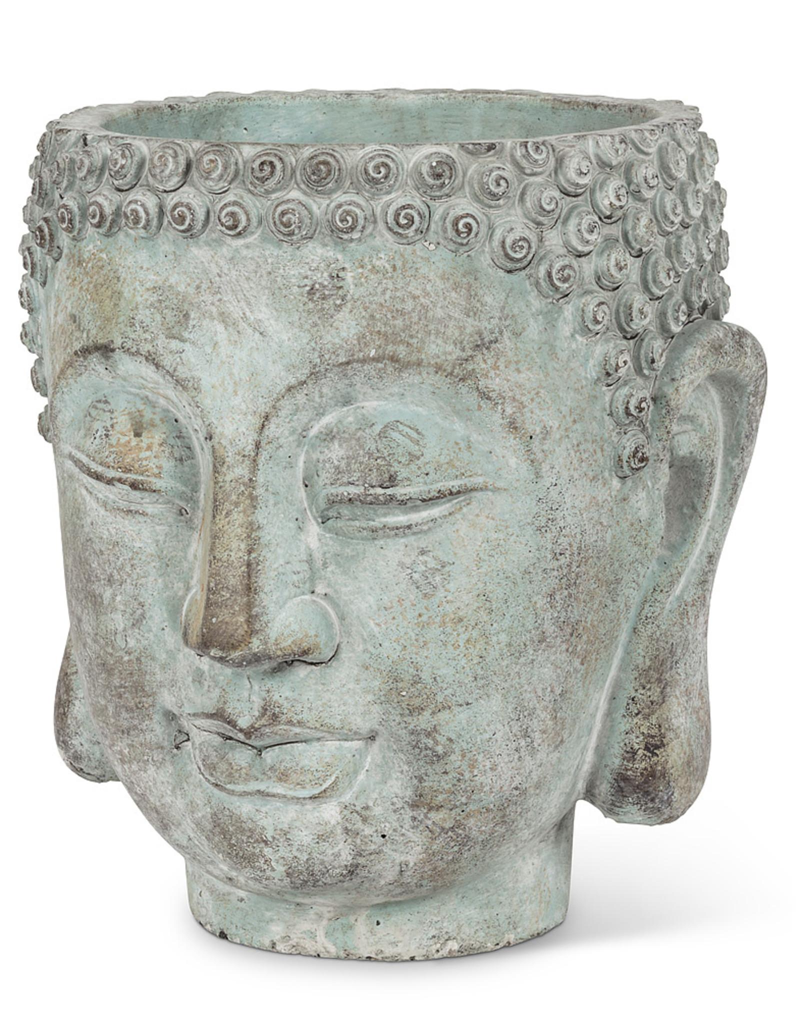 Pot Bouddha 8''H