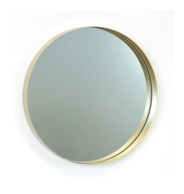 Metal Mirror gold small