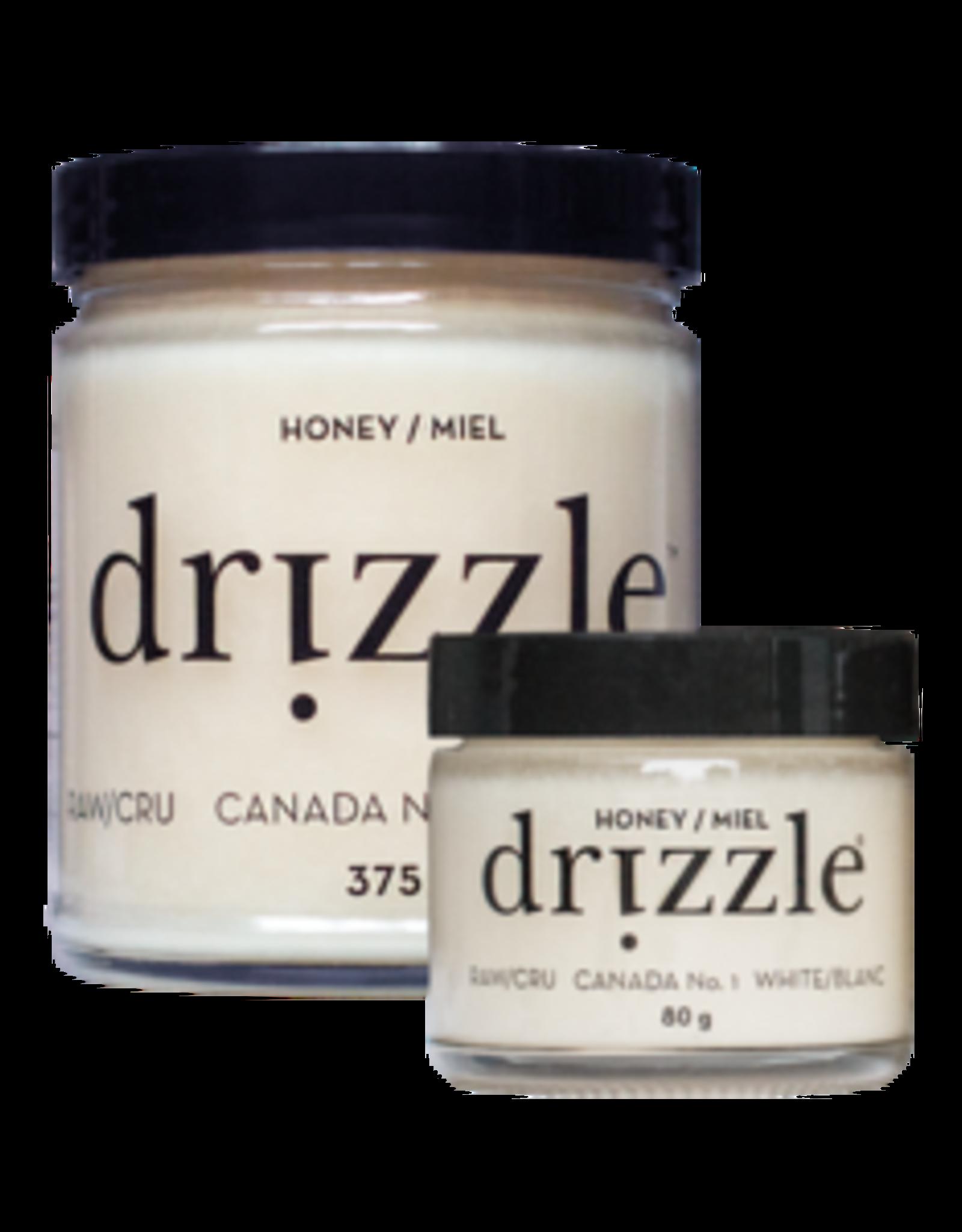 White Raw Honey 375g