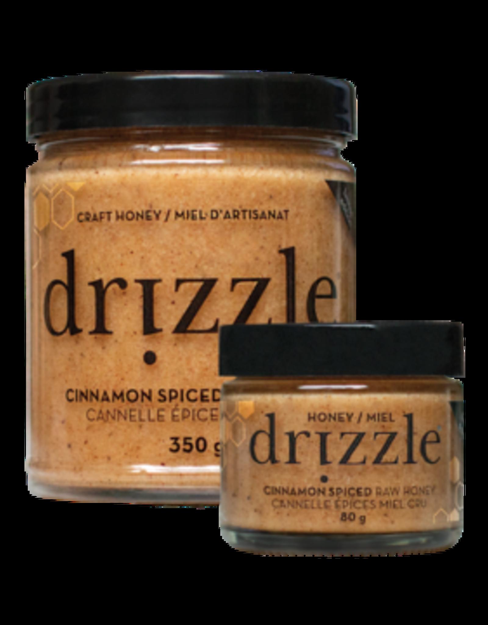 Cinnamon Spiced Raw Honey 375g