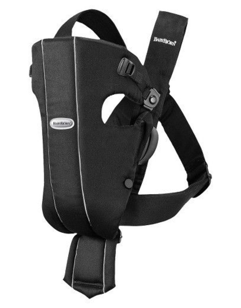 Baby Carrier Original- Black, Classic