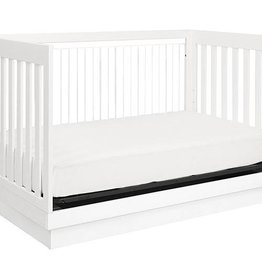 Babyletto Babyletto Harlow 3-in-1 Convertible Crib(Acrylic)