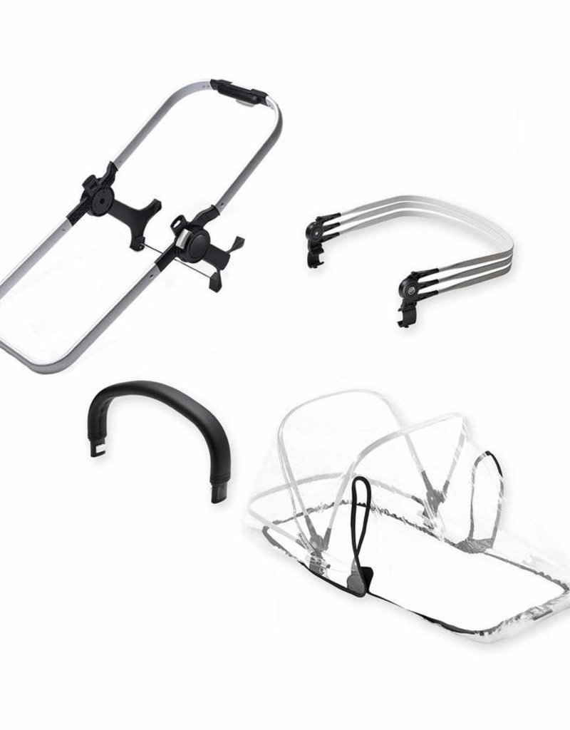 Bugaboo Bugaboo Donkey 2 Duo Extension Set Base