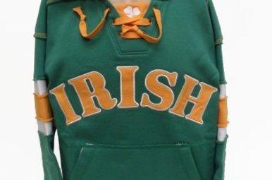Hoodie: Irish Hockey