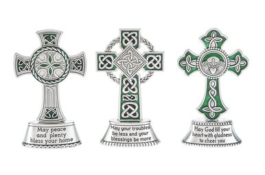 Figurine: Mini Celtic Cross