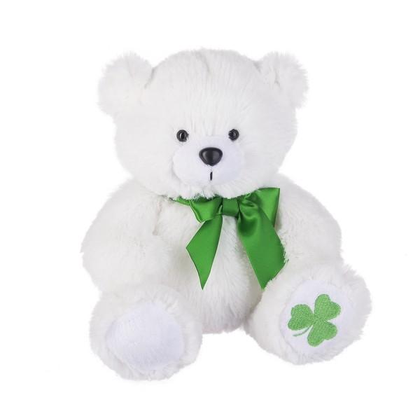 """Ganz Toy: 9"""" Shamrock Bear"""
