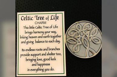 Token: Celtic Tree Of Life