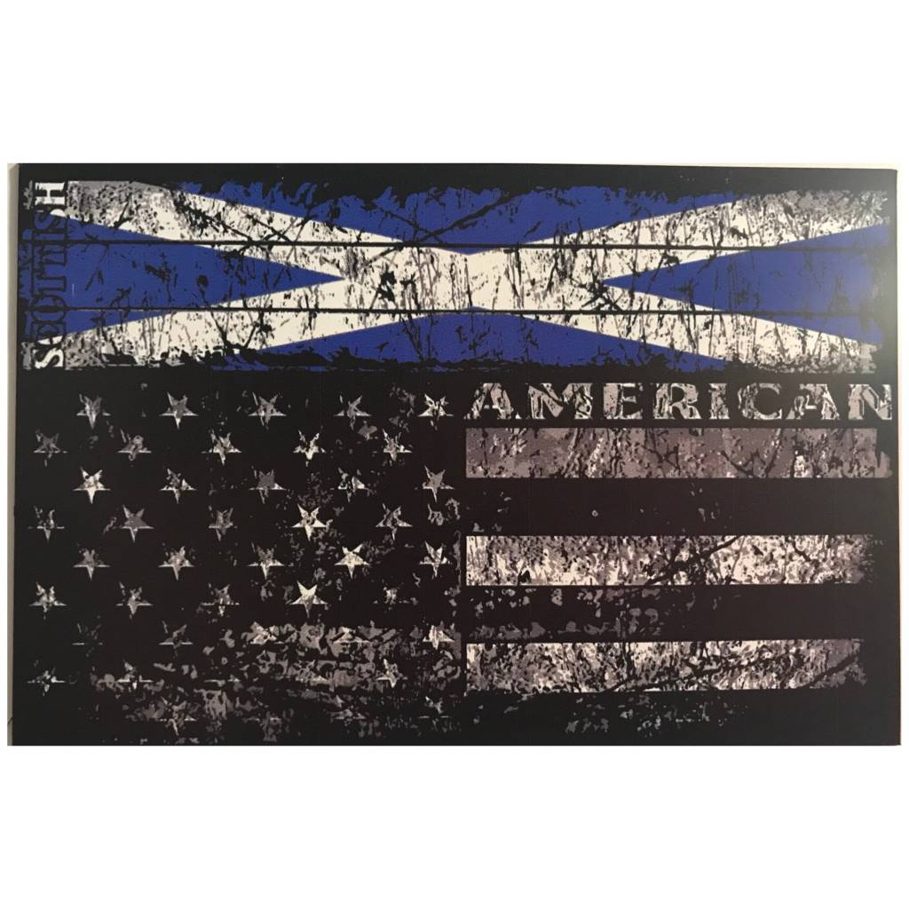 Magnet: Scottish American