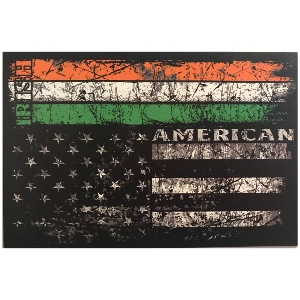 Magnet: Irish American