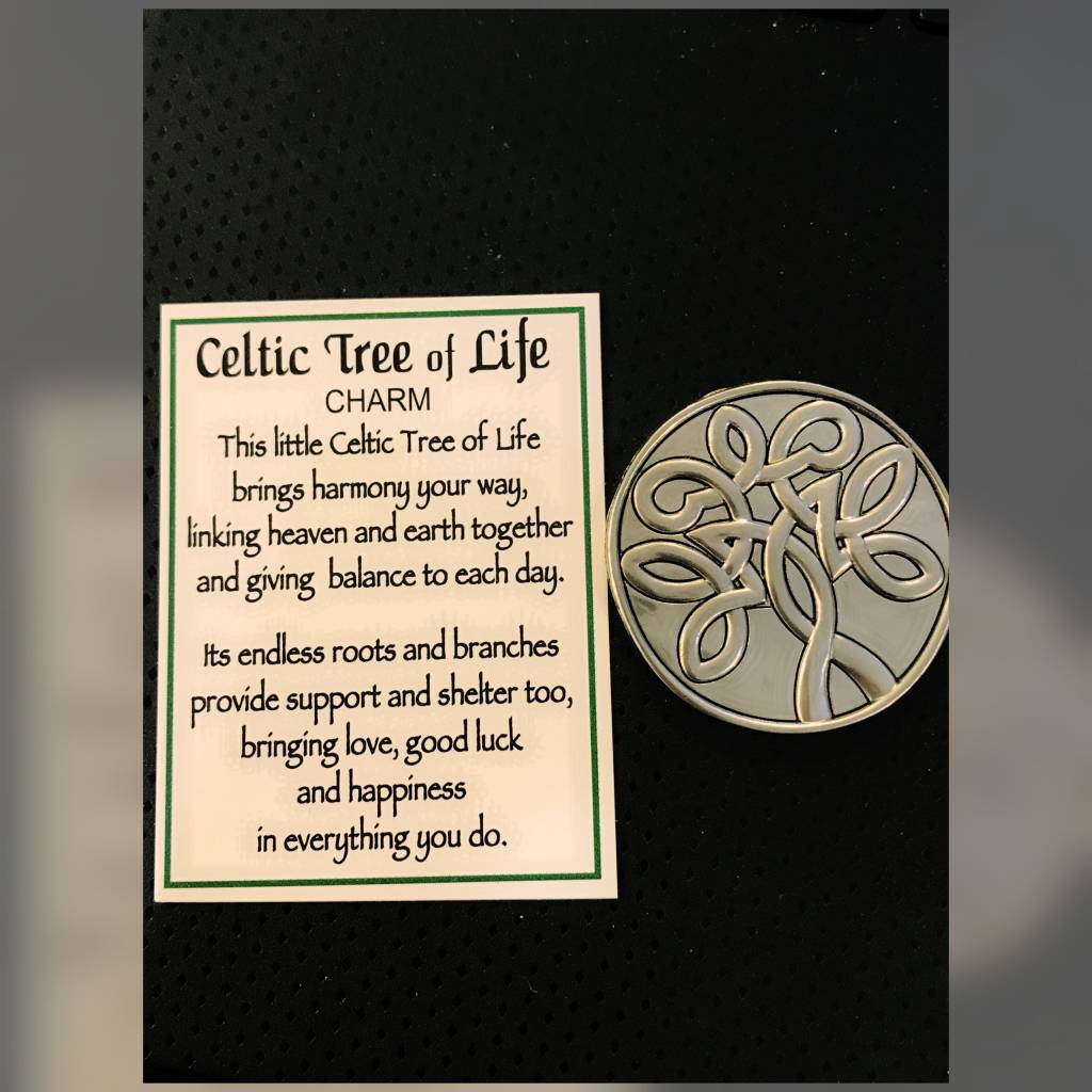 Ganz Token: Celtic Tree Of Life