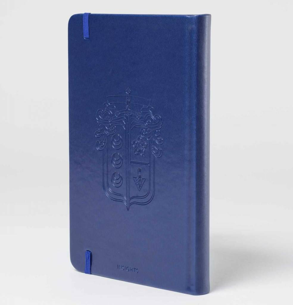 Journal: Outlander, Blue, Stag, w/pics