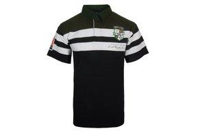 Shirt: Short Slv Ireland Crest Navy