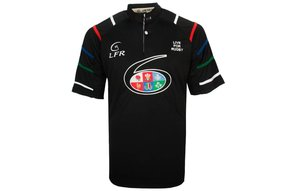 Shirt: Rugby Short Slv Nations