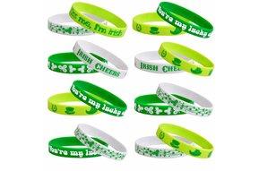 Bracelet: Irish Rubber